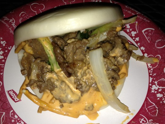 """2013's Mongolian Beef was All in WDW's """"champ""""!"""