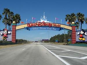 WDW Gate