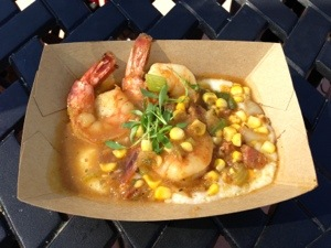 2013's Shrimp and Stone-Ground Grits