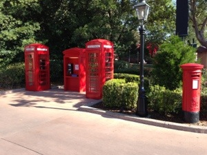 UK Phone Booths