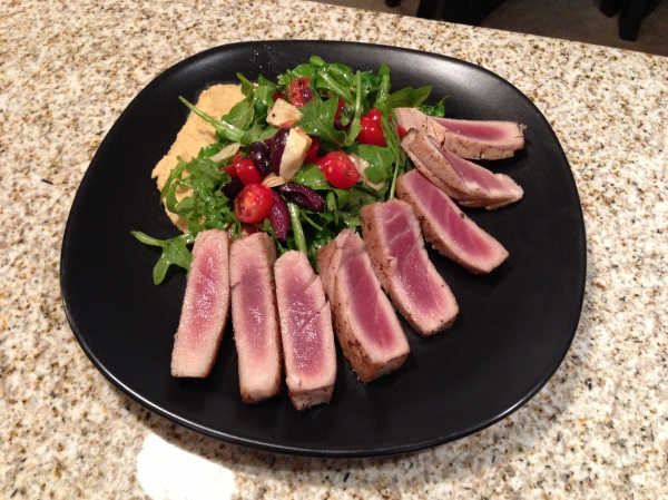 Bob's Seared Tuna