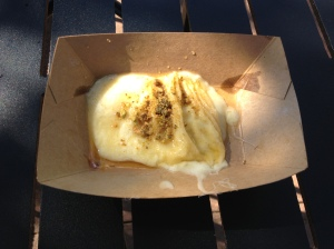 Pre-Festival #23: Griddled Greek Cheese (Greece)
