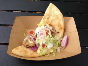 Pre-Festival #21: Chicken Gyro (Greece)