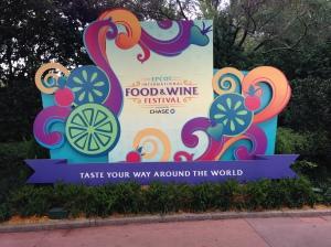 Food & Wine 2013!