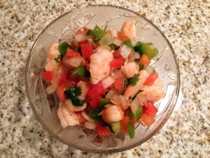 """Add some """"fish"""" to that salsa!"""