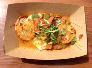 Shrimp and Stone-Ground Grits - Florida Fresh
