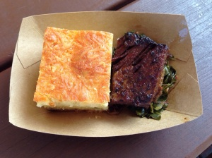 Smoked Beef Brisket - The Smokehouse: Barbecue and Brews (American Adventure)