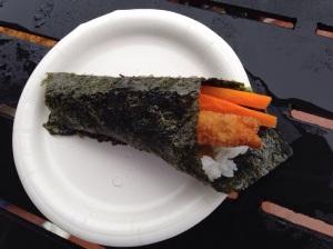 Temaki Hand Roll - Hanami (Japan)