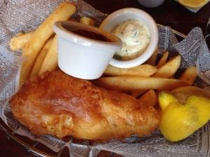 Mmm.  Love those Fish 'n Chips!