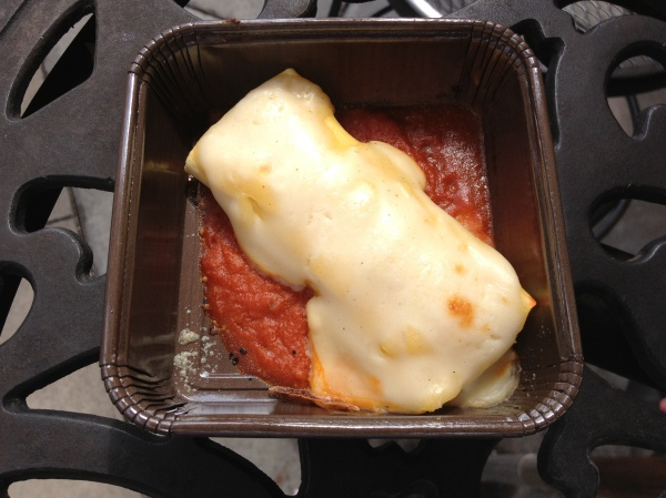 Three-Cheese Manicotti - Primavera Kitchen (Italy)