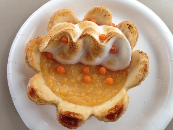 2014's Kumquat Pie