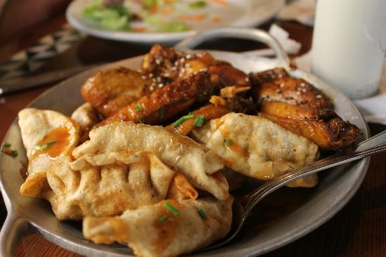 'Ohana's Pot Stickers and Wings!