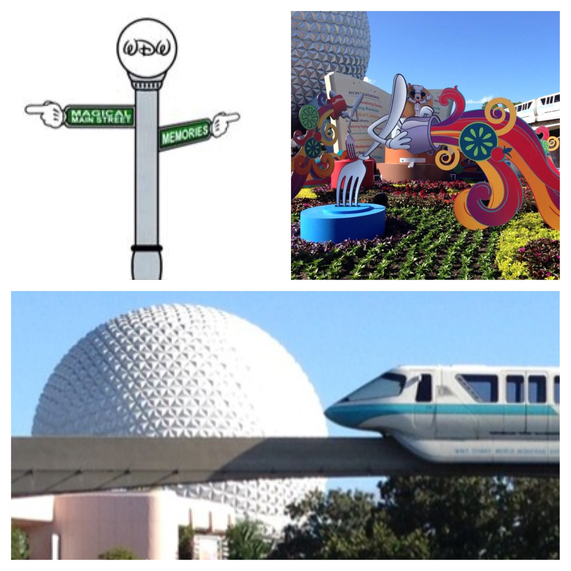 "All in WDW Talks Food & Wine '14! Listen up! ""All in WDW Talks Food & Wine '14!"""