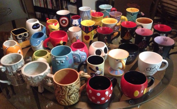 Tons of Mugs