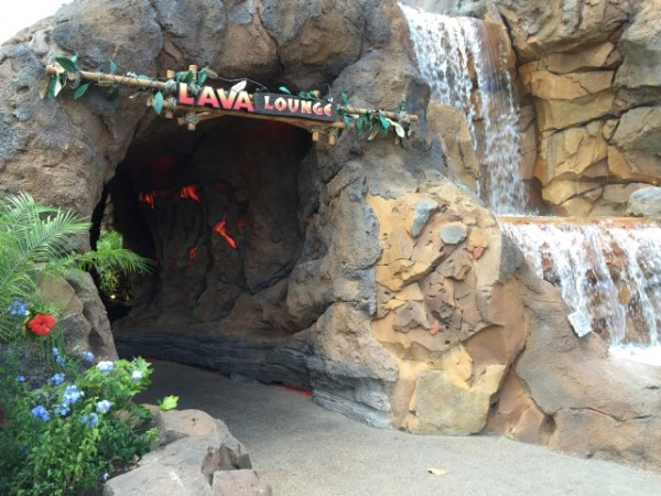 You'll find the entry to the left of Downtown Disney's Rainforest Cafe.