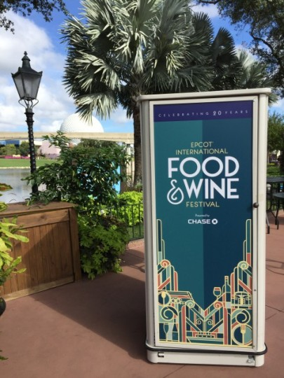 See ya' in 2016, Food & Wine!
