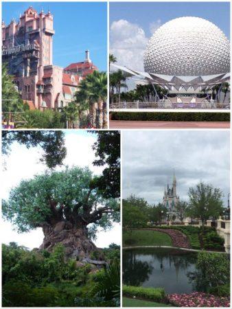 Four Parks