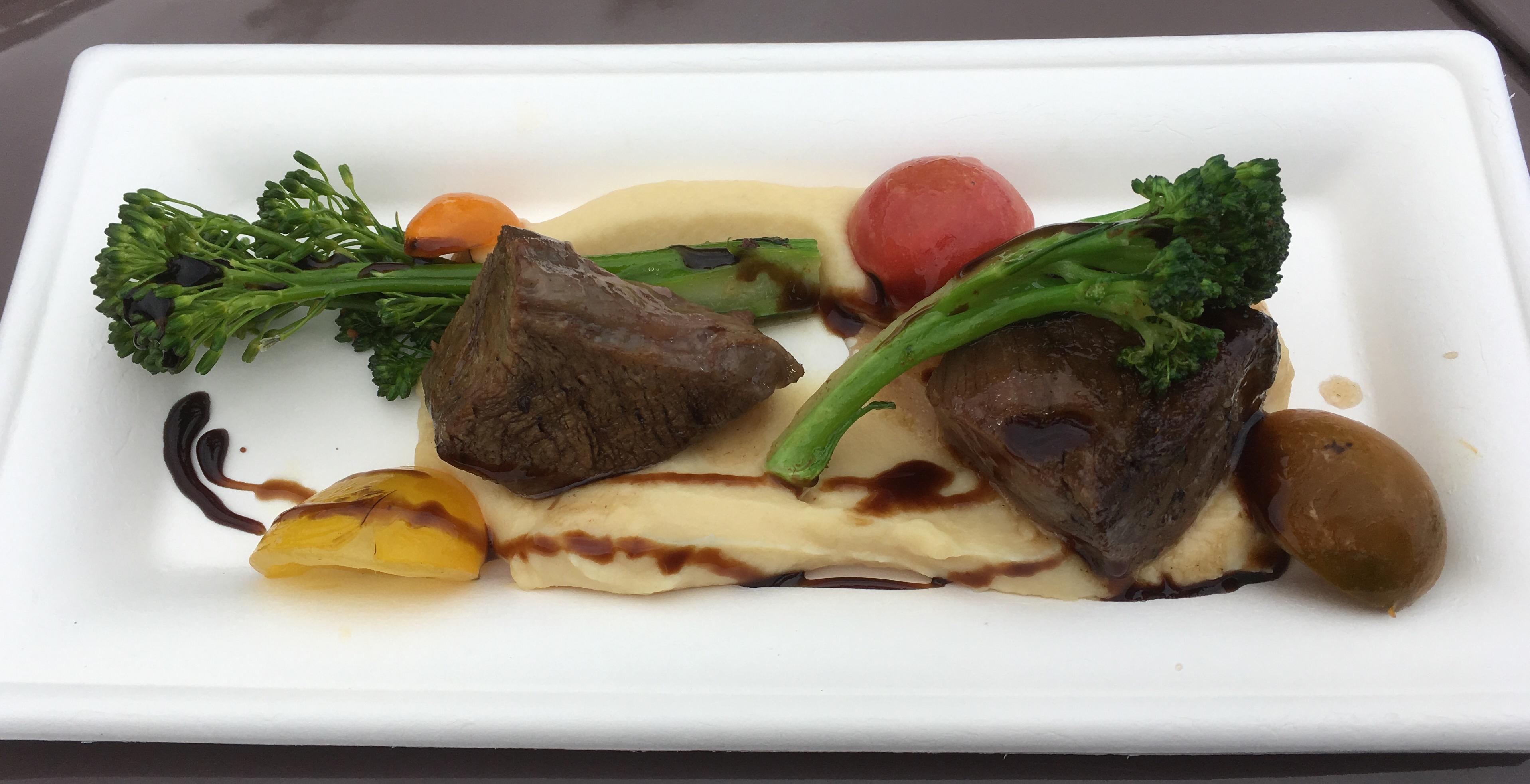 Food Art Flash Report Braised Short Rib Cuisine Classique It 39 S All In Wdw