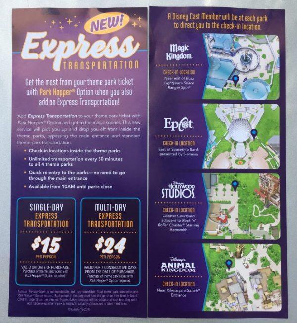 Express Brochure